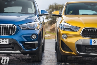 Fotos BMW X2 sDrive20i Foto 19