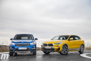 Fotos BMW X2 sDrive20i Foto 22