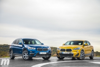 Fotos BMW X2 sDrive20i Foto 24