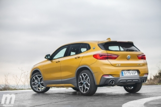 Fotos BMW X2 sDrive20i Foto 35