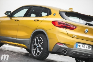 Fotos BMW X2 sDrive20i Foto 36