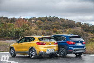 Fotos BMW X2 sDrive20i Foto 45