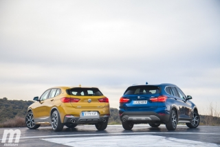 Fotos BMW X2 sDrive20i Foto 48
