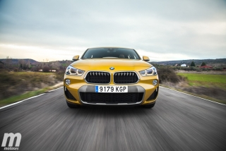 Fotos BMW X2 sDrive20i Foto 52