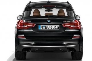 Fotos BMW X3 2018 filtrado - Foto 5