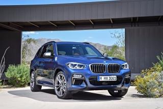 Fotos BMW X3 2018 M4.0i - Foto 1