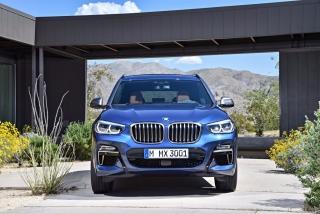 Foto 2 - Fotos BMW X3 2018 M40i
