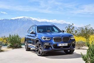 Fotos BMW X3 2018 M4.0i - Foto 5