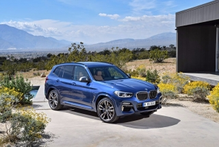 Fotos BMW X3 2018 M4.0i - Foto 6