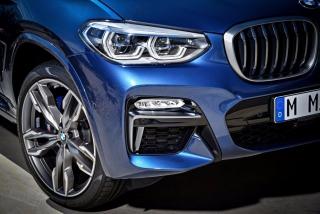 Fotos BMW X3 2018 M40i Foto 8