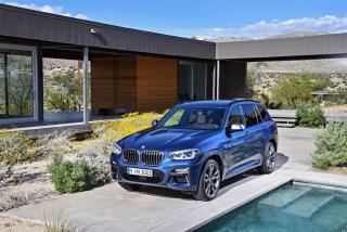 Fotos BMW X3 2018 M40i Foto 12