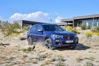 Fotos BMW X3 2018 M40i Foto 15