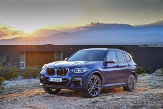 Fotos BMW X3 2018 M40i Foto 33