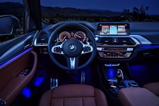 Fotos BMW X3 2018 M40i Foto 38