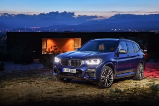 Fotos BMW X3 2018 M40i Foto 39