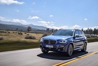Fotos BMW X3 2018 M40i Foto 40