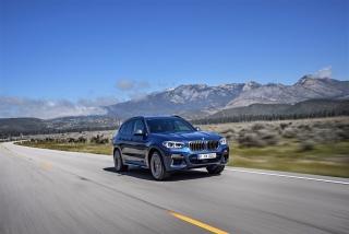 Fotos BMW X3 2018 M40i Foto 41