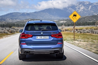 Fotos BMW X3 2018 M40i Foto 42
