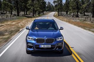 Fotos BMW X3 2018 M40i Foto 45