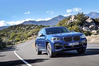 Fotos BMW X3 2018 M40i Foto 47