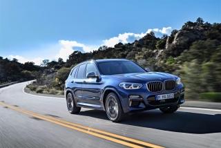 Fotos BMW X3 2018 M40i Foto 48
