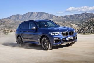 Fotos BMW X3 2018 M40i Foto 49