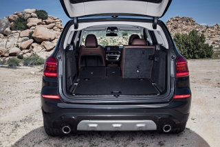 Fotos BMW X3 2018 M40i Foto 50
