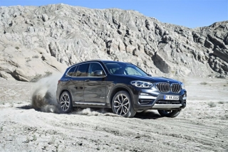 Fotos BMW X3 2018 oficial - Foto 4