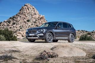 Fotos BMW X3 2018 oficial Foto 23