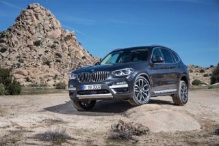 Fotos BMW X3 2018 oficial Foto 24
