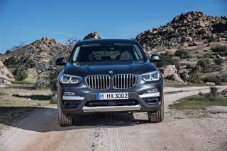 Fotos BMW X3 2018 oficial Foto 25