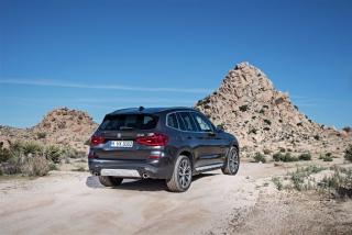 Fotos BMW X3 2018 oficial Foto 26