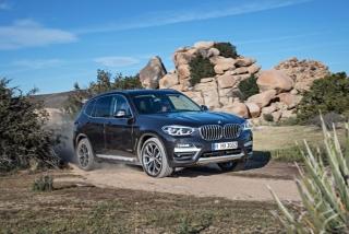 Fotos BMW X3 2018 oficial Foto 27