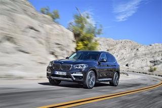 Fotos BMW X3 2018 oficial Foto 28