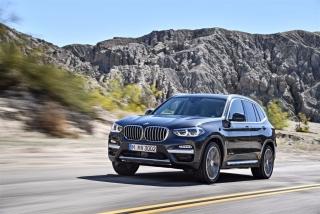 Fotos BMW X3 2018 oficial Foto 29