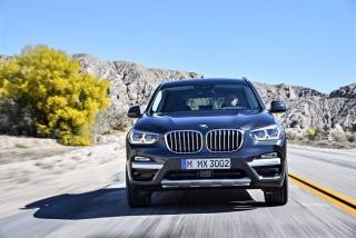 Fotos BMW X3 2018 oficial Foto 31