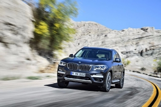 Fotos BMW X3 2018 oficial Foto 32