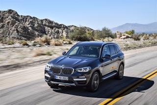 Fotos BMW X3 2018 oficial Foto 33