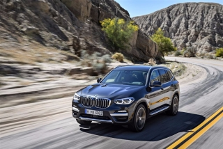 Fotos BMW X3 2018 oficial Foto 34
