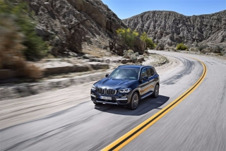 Fotos BMW X3 2018 oficial Foto 36