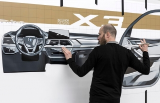 Fotos BMW X3 2018 oficial Foto 46