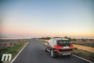 Foto 3 - Fotos BMW X3 Luxury line