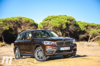 Fotos BMW X3 Luxury line Foto 13