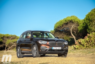 Fotos BMW X3 Luxury line Foto 16