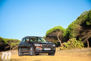 Fotos BMW X3 Luxury line Foto 17