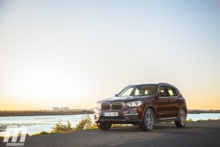 Fotos BMW X3 Luxury line Foto 18