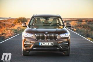 Fotos BMW X3 Luxury line Foto 23