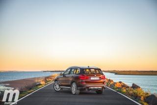 Fotos BMW X3 Luxury line Foto 24