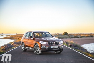 Fotos BMW X3 Luxury line Foto 26