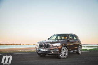 Fotos BMW X3 Luxury line Foto 29